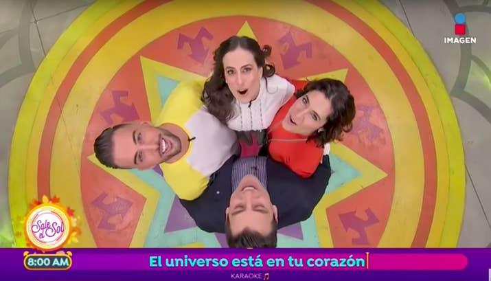 La revista matutina Sale el Sol es uno de los programes principales de Imagen Televisión.