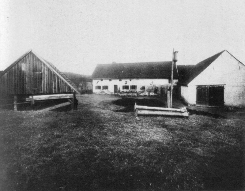 This happened in 1922 in Germany. A farmer noticed footprints in the snow going towards his farm but none going the other direction, family members heard strange noises in the attic, keys went missing, and a newspaper that no one in the family read was found on the farm. The maid quit because she thought the place was haunted. On the same day that the new maid arrived, the entire family, including the new maid, was murdered. No one ever figured out who the mysterious intruder was or if/why he killed the family.—imafreakokay