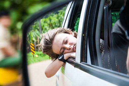 It's still a mystery why some people get motion sickness and some people don't — but it is more common in children.