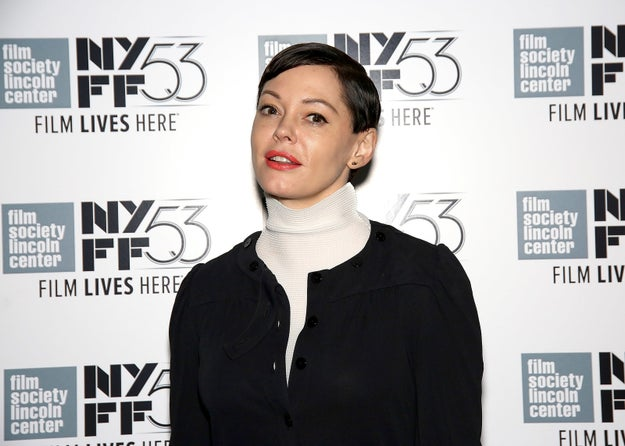 Earlier this week, actor Rose McGowan – one of the accusers of Harvey Weinstein – had her Twitter account suspended after she tweeted about the allegations of sexual harassment and assault against him.