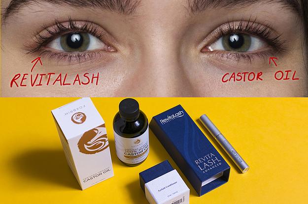 how to make my eyelashes longer with mascara