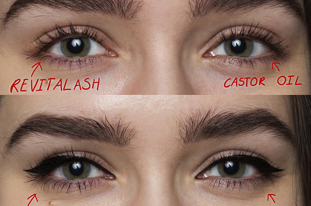 7686caebd61 I Tried High-End And Budget Eyelash Serums To Get Bambi-Like Lashes