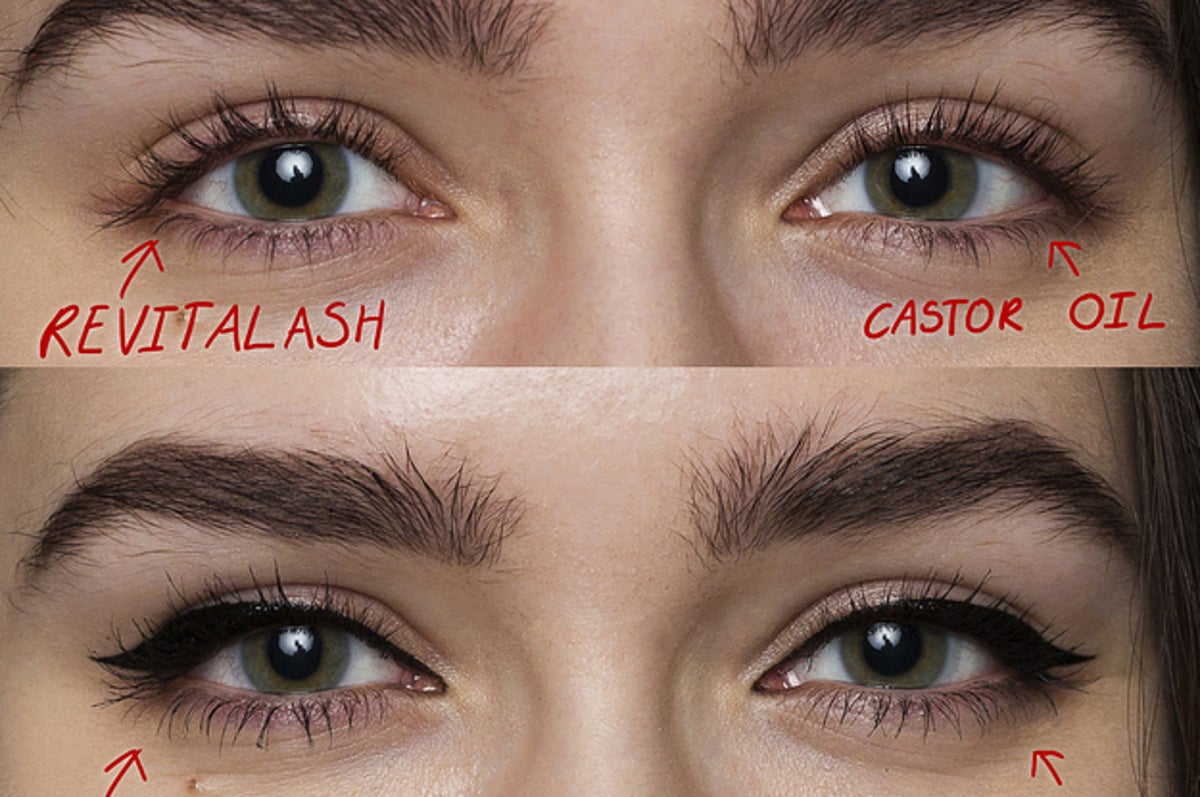 I Tried High End And Budget Eyelash Serums To Get Bambi Like Lashes