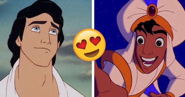 Which Disney Prince Would You Fall In Love At First Sight