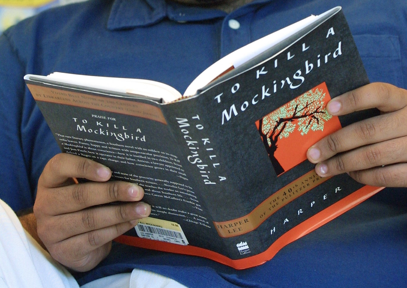 """A Mississippi school district is facing backlash after pulling To Kill A Mockingbird from its 8th grade curriculum this week, saying it """"makes people uncomfortable."""""""