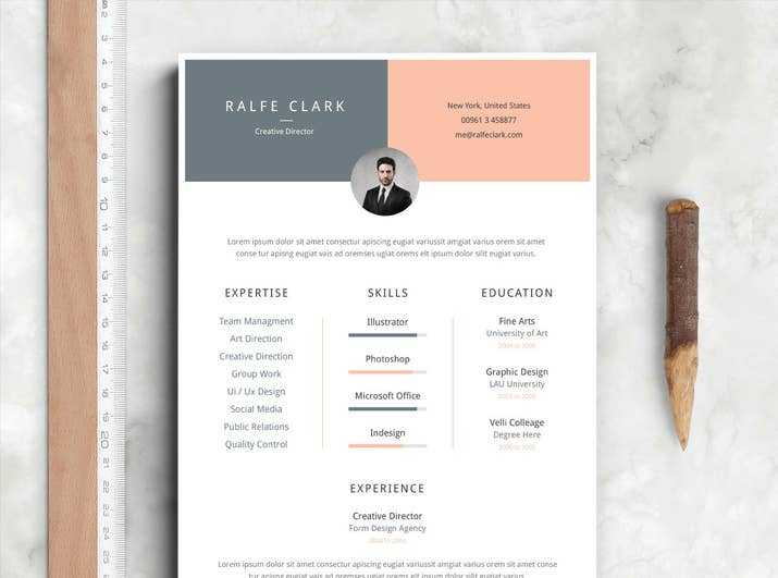 23 free résumé designs to get to the next step