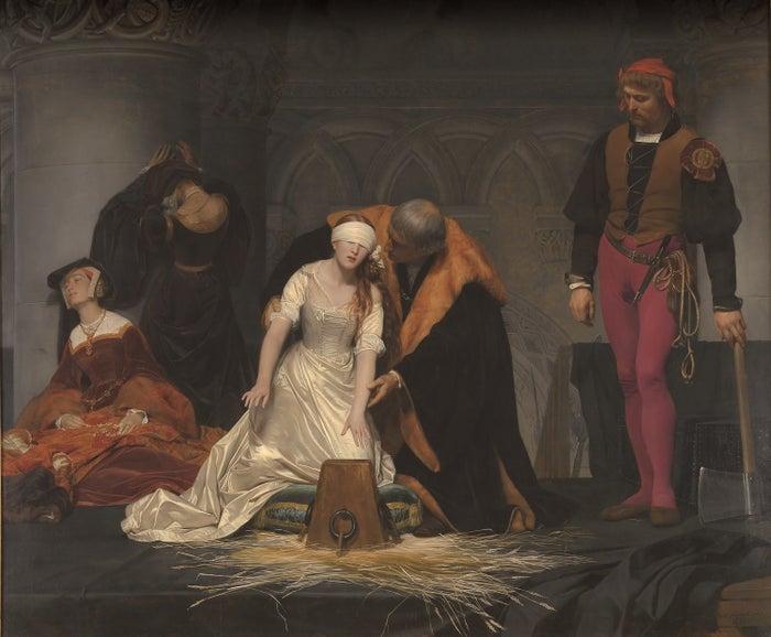 1833年 油彩・カンヴァス ロンドン・ナショナル・ギャラリー蔵