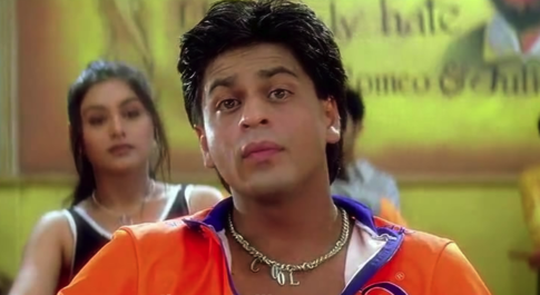 """Today we're rewinding Kuch Kuch Hota Hai, because few things feel as good as a solid kick to the childhood.Kuch Kuch Hota Hai is a beautiful story about the triumph of conformity over all else. It is a heart-touching cinematic experience which strengthens ancient beliefs — don't be yourself, especially if you're a woman. By the end of KKHH, one finds themselves saying """"Jeet hamesha p̶y̶a̶a̶r̶ sari ki hoti hai"""" (L̶o̶v̶e̶ sari always wins)."""
