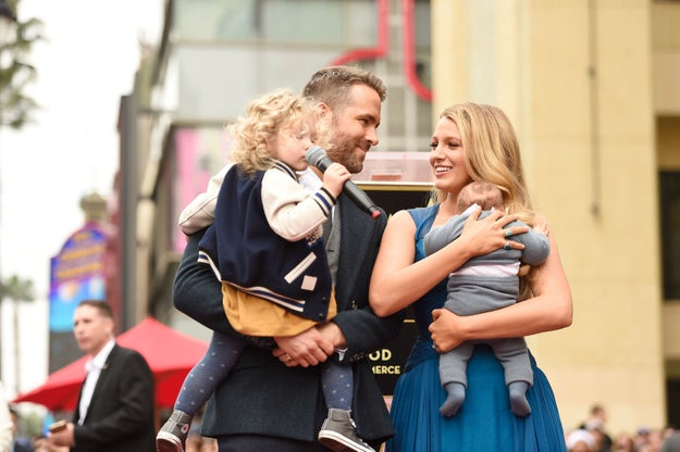 Blake also commented on Ryan's infamous tweets about his life with her and their two daughters.