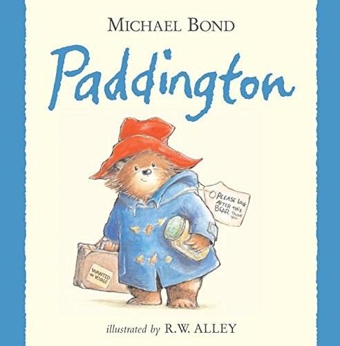 And you probably know who Paddington Bear is, too, correct?