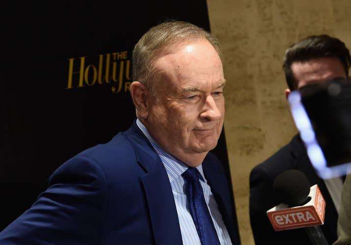 Al Franken and Bill O'Reilly Spar