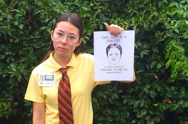 sc 1 st  BuzzFeed & DIY Costume Ideas Just In Time For #RUScared
