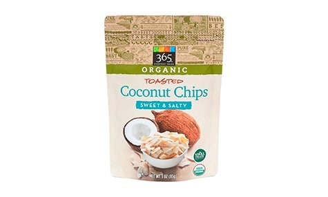 365 Toasted Coconut Chips