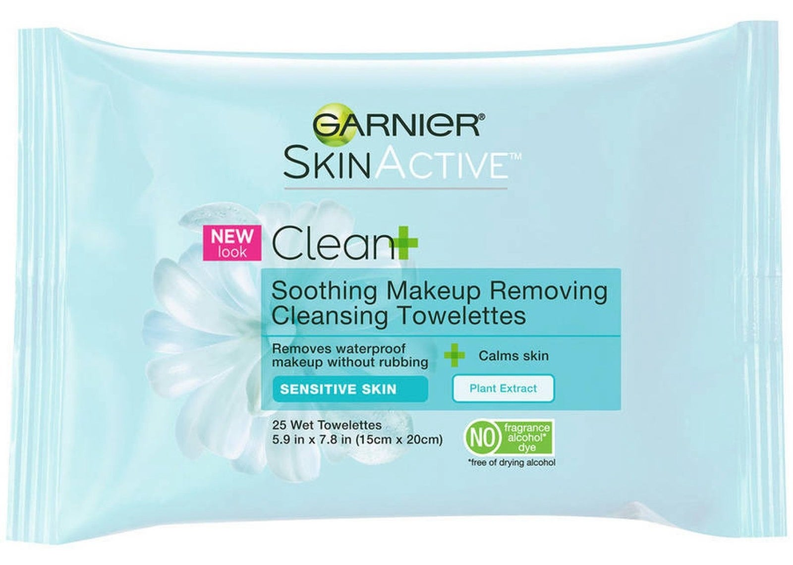 "Promising review: ""These remove my makeup effectively and leave my face feeling fresh without drying it out. I am used to the Neutrogena Makeup Removing Wipes but I am definitely going to switch that with these Garnier ones. They're cheaper AND leave my face less dry."" —Alex SGet them from Amazon for $5.62, Jet for $6.45, or Walmart for $6.45."