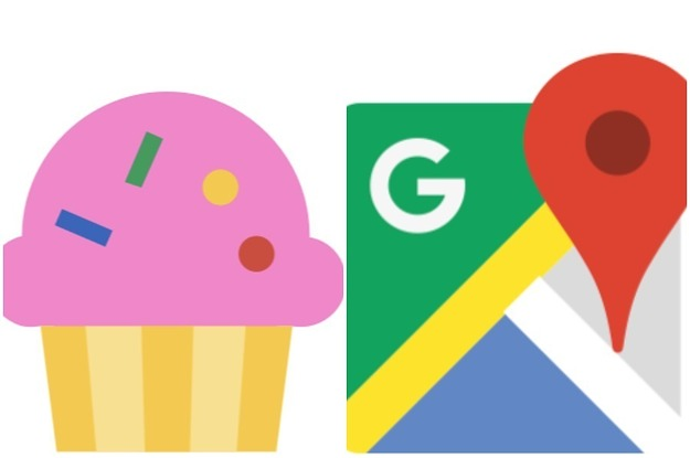 Google Maps Stopped Showing Distance As Calories And Cupcakes Because People Haaaated It
