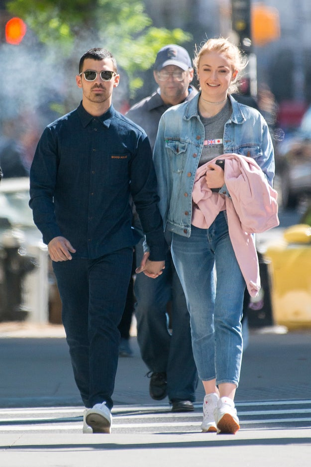 ICYMI, yesterday singer Joe Jonas and Game of Thrones star Sophie Turner announced they're engaged!