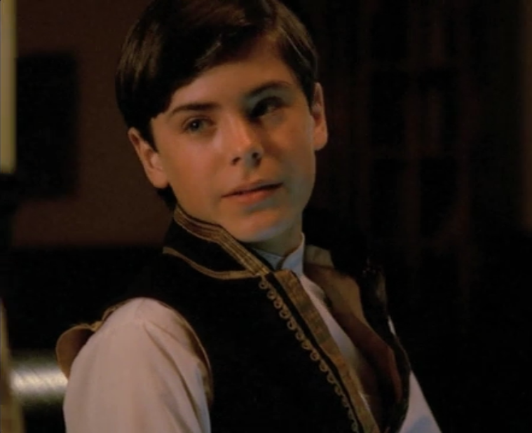 When we realized, years later, that he played Young Simon on Firefly.