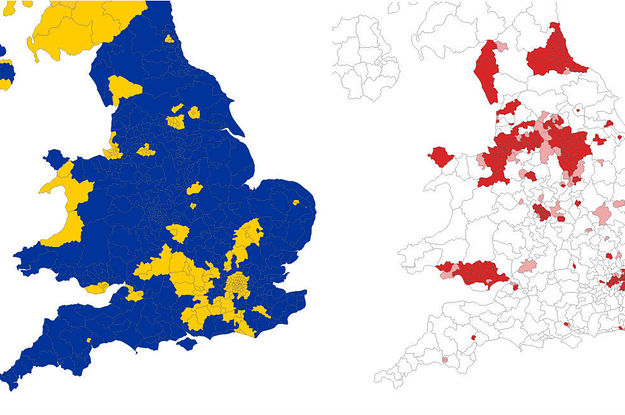 This Map Shows Why A ProEU Party Might Flop At The Next General