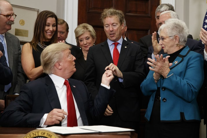 """""""Many of the other changes in the Executive Order are likely to make it harder for local residents to get affordable healthcare — the exact opposite of what I was hoping for when I went to Washington,"""" he wrote."""