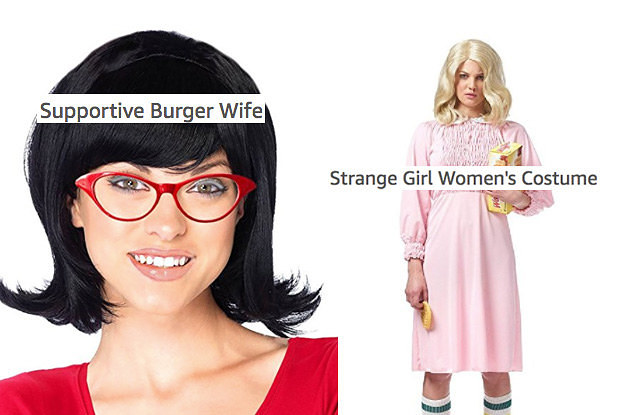 11 Halloween Costumes That Are Definitely Not What They Say They Are