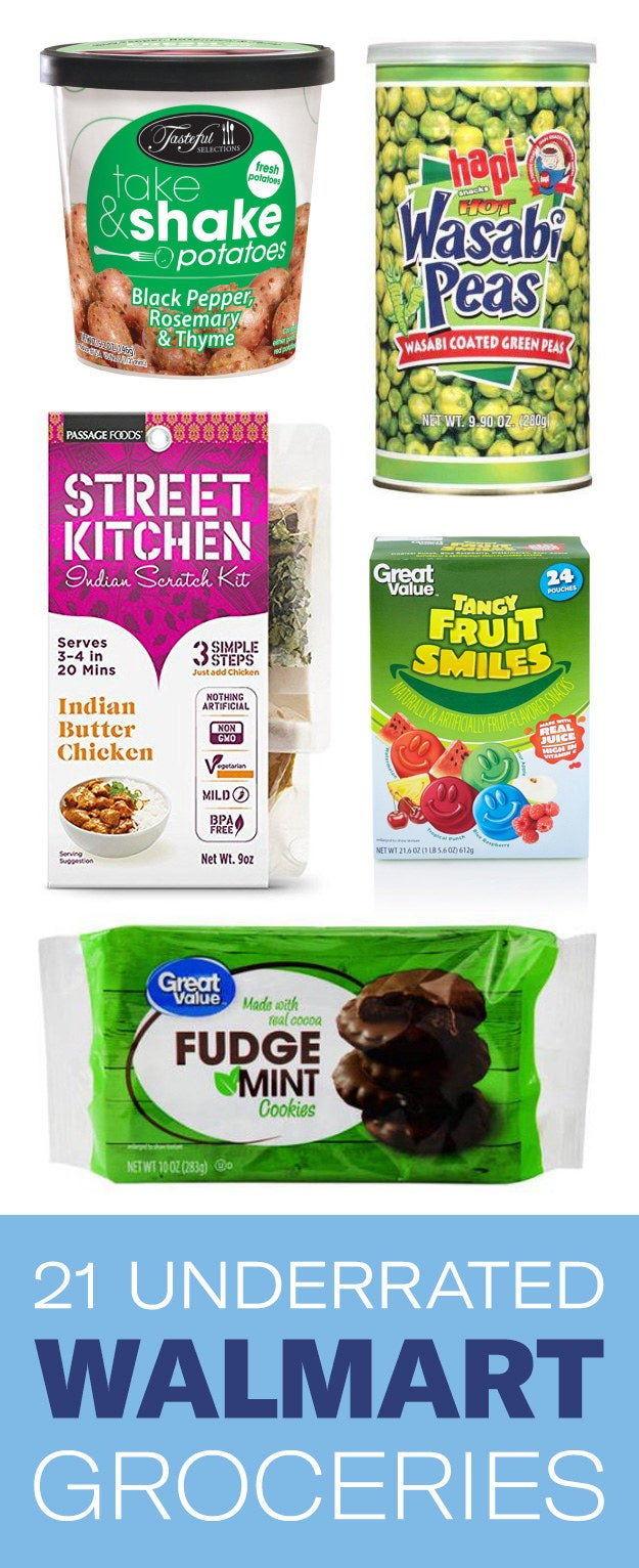 our readers are obsessed with these 21 underrated walmart groceries