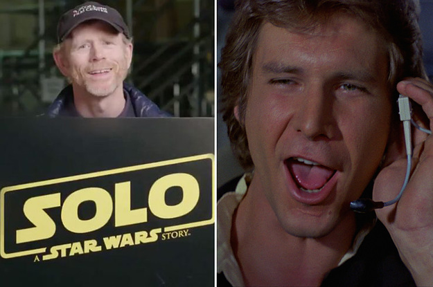 "The Han Solo Movie Is Officially Titled ""Solo: A Star Wars Story"", So It's Time To Get Pumped"
