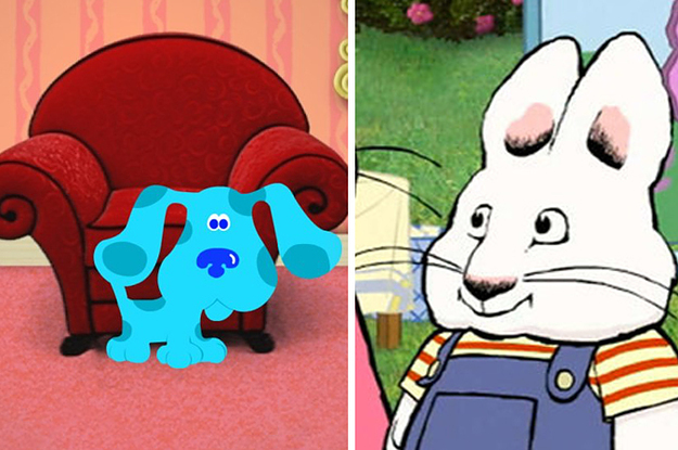 Only Someone Who Watched Nick Jr  Can Identify These 15 Characters