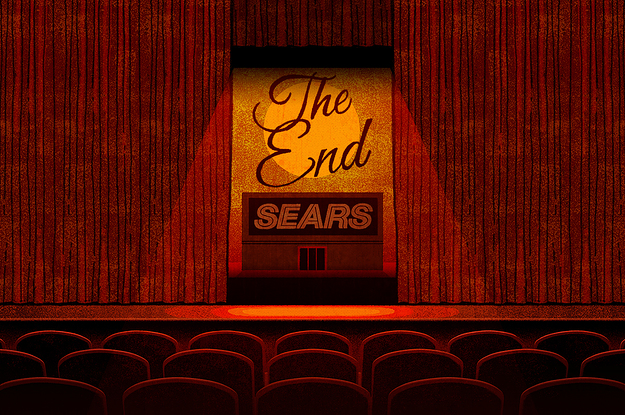 The Death Of Sears Is The End Of My Small-Town High School Fantasy