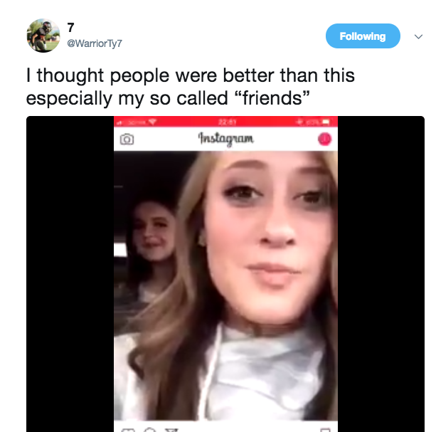 A High School Is Investigating After A Racist Video By Teen Girls Went Viral