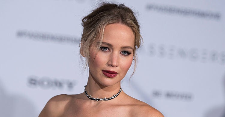 """Jennifer Lawrence Says She Was Made To Participate In A """"Naked Line-Up"""" Of Women Early In Her Career"""
