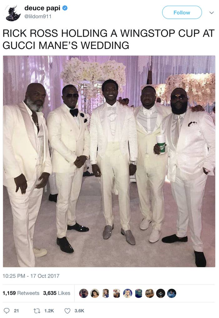 Gucci Mane Just Got Married And Here Are A Bunch Of
