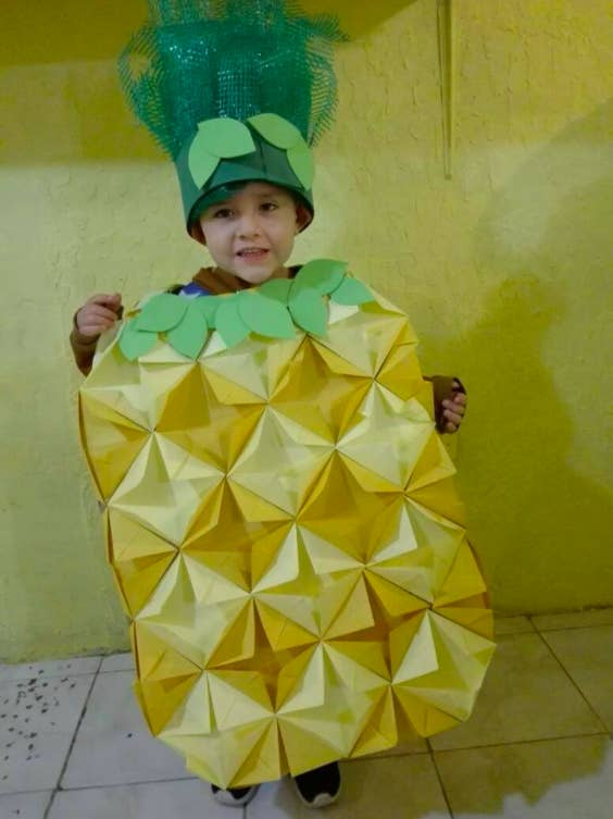 El Mundo Entero Necesita Ver A Estos Niños Disfrazados De Comida