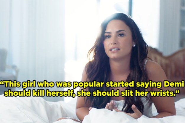 Five Moments From Demi Lovatos New Documentary That Seriously Might Make You Cry