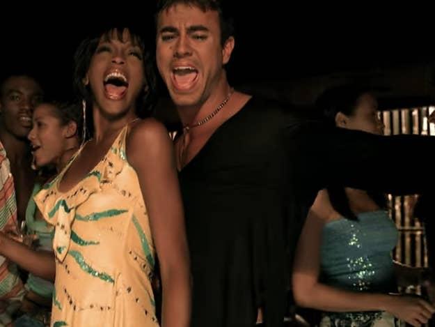 Por qué puede que lo hayas olvidado: Porque la gente se quedó hechizada con el dueto entre Mariah y Whitney siendo este mejor realmente.