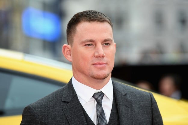 Channing Tatum Has Pulled His Movie About A Sexually Abused Boy From The Weinstein Company