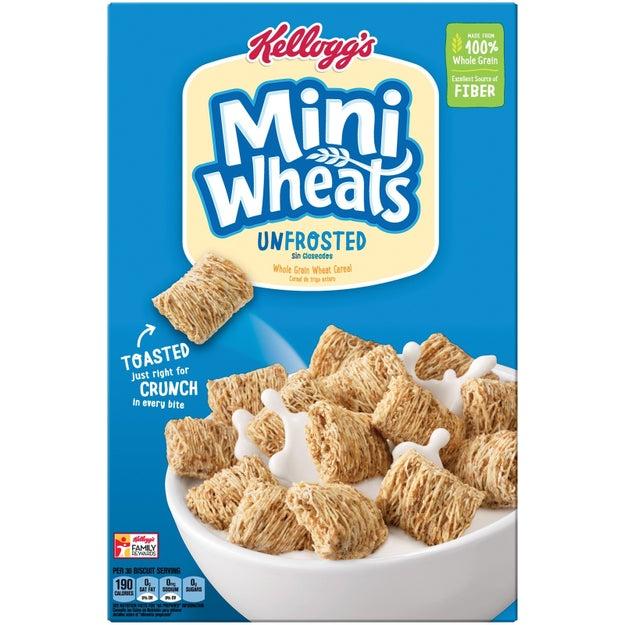 Mini Wheats (Unfrosted)
