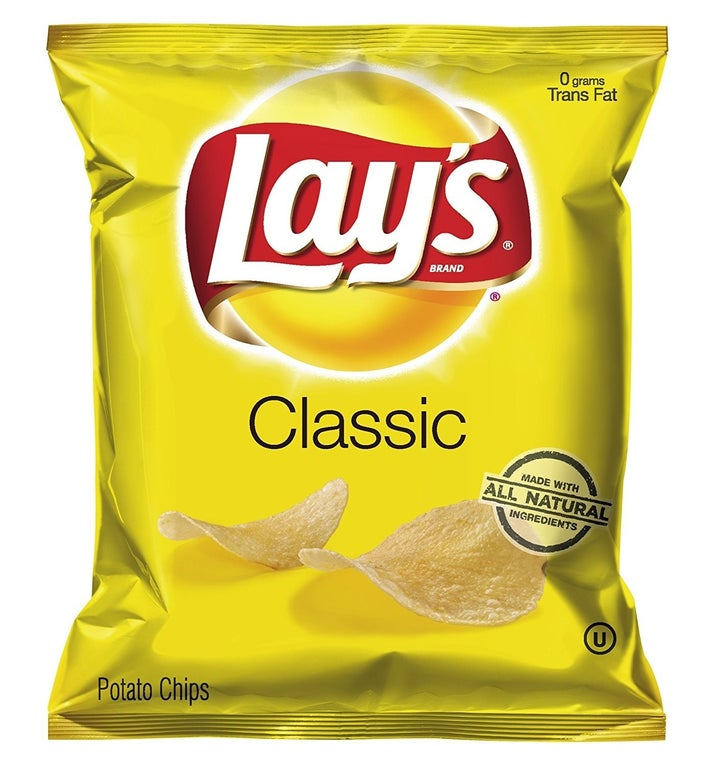 In the Classic, Deli Style, Lightly Salted, Wavy and Dill Pickle flavors.