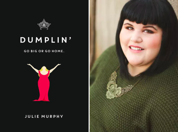 In case you HAVEN'T heard, the #1 New York Times best-seller, Dumplin' by Julie Murphy, is going to be A MOVIE!!!!