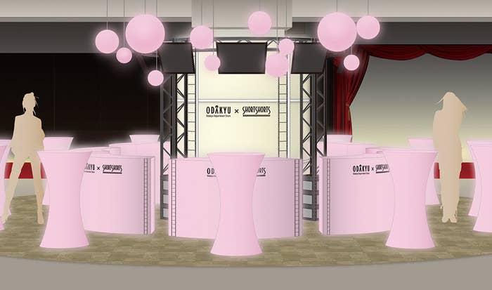 小田急百貨店新宿店に、期間限定の映画館「小田急ショートショートシアター」が誕生します。11月1日(水)〜6日(月)の期間中、11階のワンフロアを映画館に仕立て、約40本のショートフィルムが上映されます。観覧は無料。