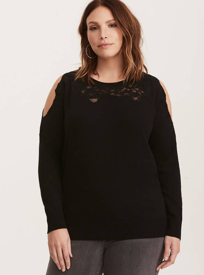 Get it from Torrid for $44.17 (originally $58.90). Available in sizes M/L–6XL.