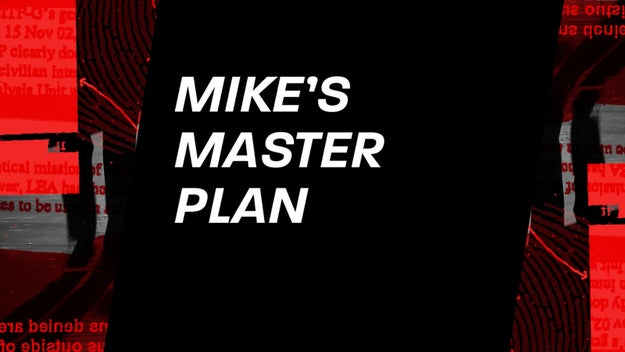 What the bloodhound didn't know was that Mike spent the last month planning the perfect escape. Step one, prepare your master plan.