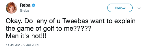 "That time that she called her fans ""Tweebas."""