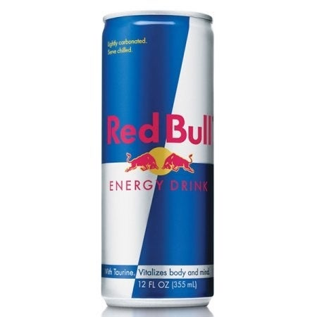 Red Bull gives you (vegan) wings.