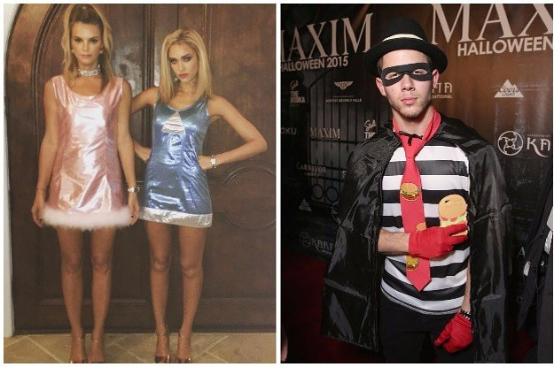 37 Amazing Celeb Halloween Costumes For Everyone Who Still Needs ...