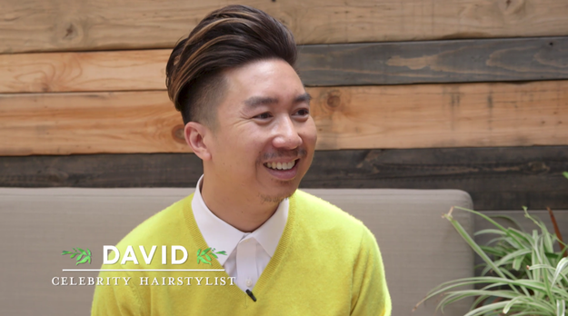 So with a ton of help from celebrity hairstylist, David, Niki learned some of the best hair routines for her hair.