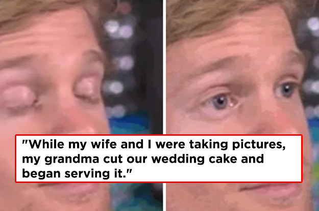 17 Wedding Guest Horror Stories That Ll Make You Say I Everyone Security Camera Ny