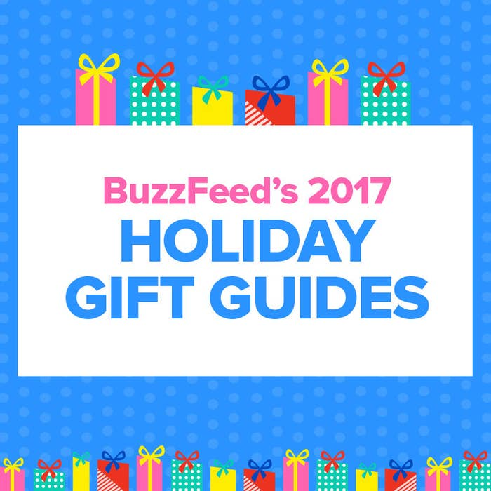Find The Perfect Present With BuzzFeed s 2017 Holiday Gift Guides ad2692b1d