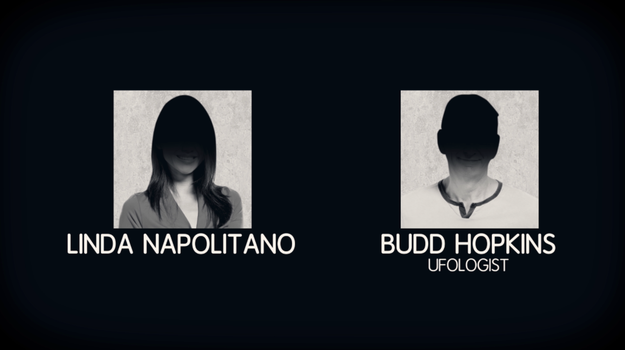 The second case was the abduction of Linda Napolitano. Ufologist, Budd Hopkins worked closely with Linda to document and publicize her case.