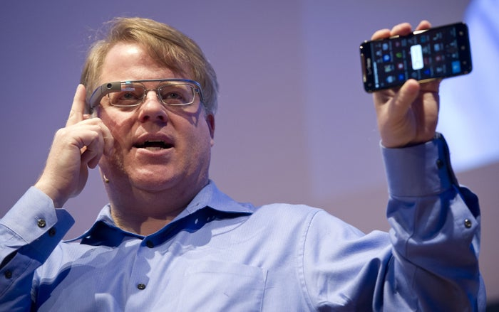 Robert Scoble at the NEXT Berlin conference on April 24, 2013