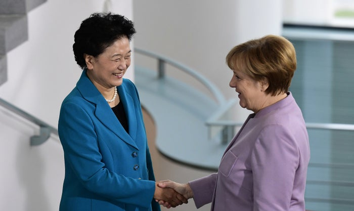 Liu Yandong, China's vice premier, is expected to retire this year.